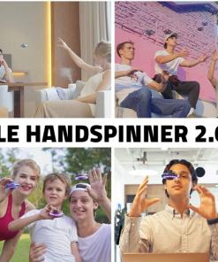 Hand spinner drone qui vole
