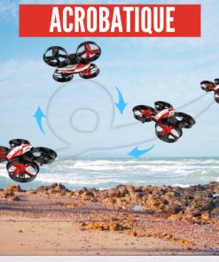 petit drone acrobatique