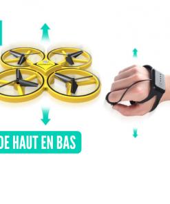 drone commandé par bracelet
